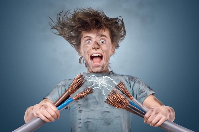 электрический удар