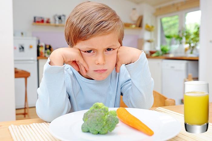 ребенок_вегетарианец