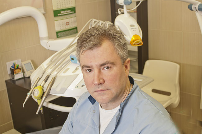 Лазерная имплантация зубов