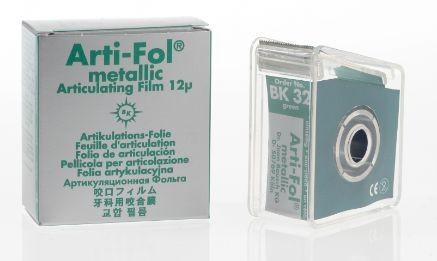 Shimstock – металлическая фольга от Бауша Arti-Fol