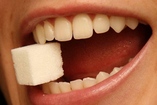 сахарный диабет в полости рта