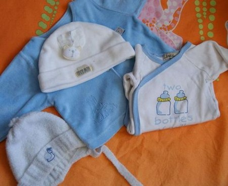Что нужно для новорожденного на первое время