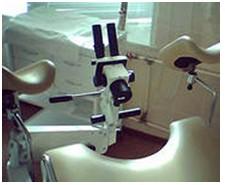 Гинекологическое кресло для первичного осмотра
