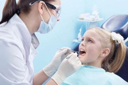 особенности работы детского стоматолога