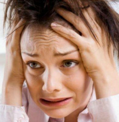Головная боль - симптом ВСД