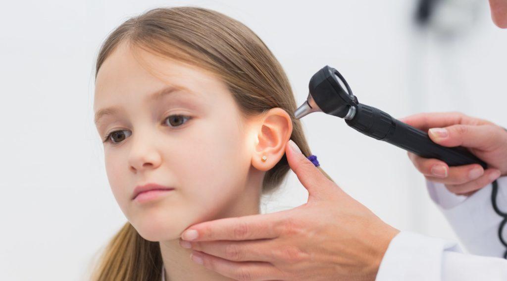 Заложено ухо