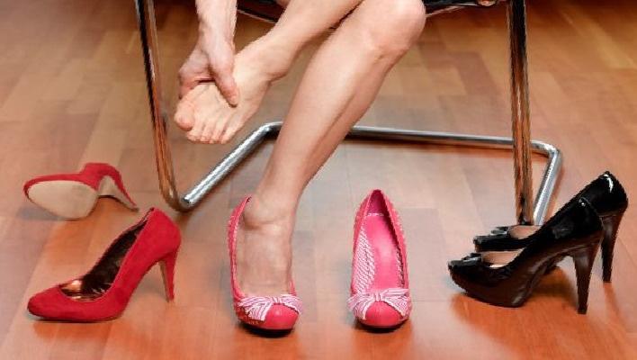 Неподходящая обувь