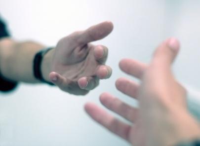 рука еомощи